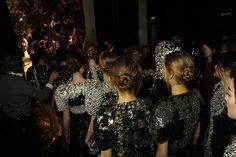 Dolce & Gabbana Women Fashion Show Backstage Gallery – Fall Winter 2014 2015