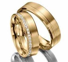 Alianças Suiça ♥ Casamento e Noivado em Ouro 18K - Reisman #aliançasdecasamento #aliançadecasamento #alianças #casamento
