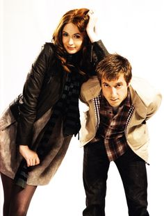 Amy Pond and Rory Williams…The Girl Who Waited and The Last Centurion. Amy Pond and Rory Williams…The Girl Who Waited and The Last Centurion. Décimo Doctor, Eleventh Doctor, Amy Pond, Geronimo, Rory And Amy, Doctor Who Tumblr, Arthur Darvill, Doctor Who Companions, Rory Williams