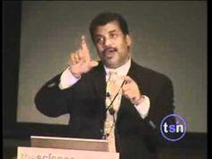 """The Perimeter of Ignorance"" - Neil DeGrasse Tyson presentation about Intelligent Design"