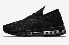 The Nike Air Max Flair Black Anthracite Debuts In August
