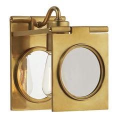 Dawes Sconce - Wall Lamps / Sconces - Lighting - Products - Ralph Lauren Home - RalphLaurenHome.com