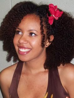 Cute Natural Hairstyles for Black Women