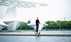 Fosjoas V9 unicycle electric scooter two wheels best for me