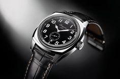 10 montres & un coussin - Longines - lesoir.be