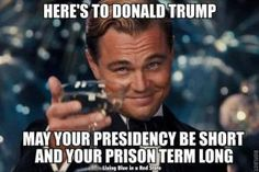 The best memes about the Russian hacking scandal, Trump's Cabinet of deplorables, and more.: Here's to Donald Trump