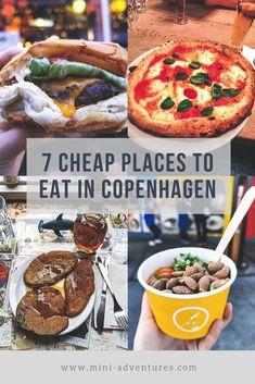Copenhagen Restaurants, Copenhagen City, Copenhagen Travel, Copenhagen Denmark, Stockholm Sweden, Chicago Restaurants, Denmark Food, Denmark Travel, Food Places