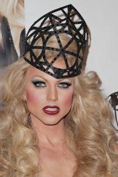 Courtney Act.  Season 6 top 3 queen.