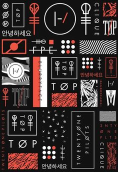 twenty one pilots logos/icons