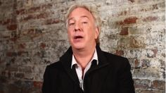 """2011 -- Alan Rickman. This was from a promo for the play """"Seminar"""" around November 2011."""