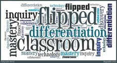 Another pinner writes - This year I am flipping my 3rd gr class and having a blast doing so! This is my website/blog where I am beginning to collect resources for teachers who are interested in flipping their classrooms. There is also a link to my website where you can see this implementation in action.  Of course it is not perfect, and there are mistakes, but I am learning a lot in the process.