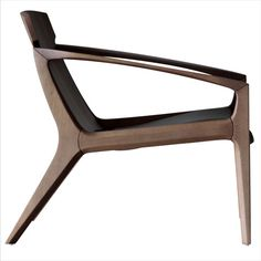 Linna armchair from designer Jader Almeida. It's simple, clean... beauty-FULL