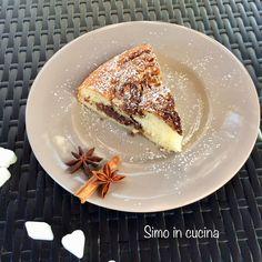 La torta morbida con nutella e Philadelphia ,un dolce molto semplice da preparare,dalla sua consistenza morbida con il cuore alla Nutella