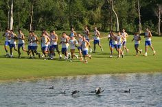Este lunes los Tigres de la UANL Iniciaron su pretemporada en Riviera Maya con miras al Clausura 2013.