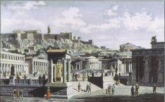 Agora, Ancient Athens