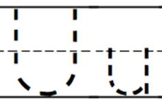 Handwriting Promethean flipchart for Activ Board - the letter Uu
