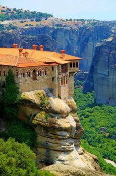 ❝ #FOTO - Monasterios de Meteora en Grecia ❞ ↪ Vía: Entretenimiento y Noticias de Tecnología en proZesa