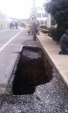 earthquakes sinkholes - Google Search