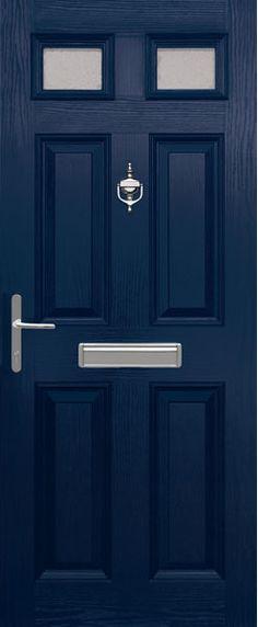 External Composite Front Doors - a true classic