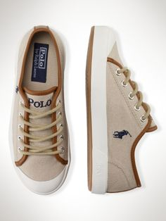 "Polo Ralph Lauren ~ Forman Sneaker   "" So classic, so nice"""