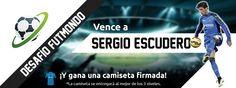 Desafío Sergio Escudero Getafe C.F