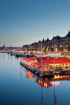 Strandvägen, östermalm, Stockholm Sweden ... Book & Visit SWEDEN now via www.nemoholiday.com or as alternative you can use sweden.superpobyt... .... For more option please visit holiday.superpoby...