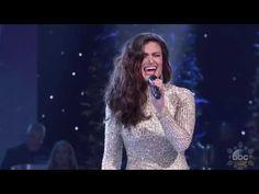 Idina Menzel and Jennifer Nettles Performance  CMA Country Christmas 2016
