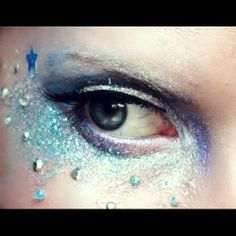 Starry Sky Eye Makeup!