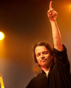 Yanni - A Greek self-taught pianist, keyboardist, and composer