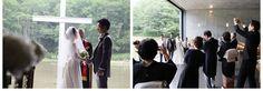 夏の水の教会 サマーウエディング | 体験談ウエディングレポート | TOMAMU the Wedding
