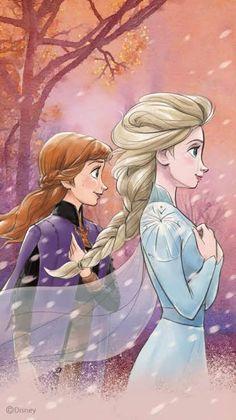 Disney Princess Art, Disney Nerd, Arte Disney, Disney Fan Art, Frozen Drawings, Cute Disney Drawings, Disney Sketches, Art Sketches, Frozen Disney