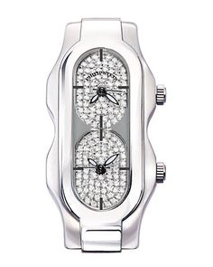 Rue La La — Philip Stein Diamond Watch Case - Mini