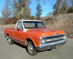 Common-cure '70 Chevy C10 short-bed fleetside pickup | TheUnion.com