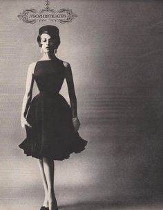 Little Bits of Lovely: A Moment In Style: 1960's Fashion
