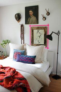 Chambre parents style ethnique original et moderne