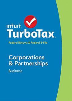 Turbo Tax Business 2014 CORPORATIONS & PARTNERSHIP, Estates & Trusts, Federal Returns & Federal E-File - http://www.rekomande.com/turbo-tax-business-2014-corporations-partnership-estates-trusts-federal-returns-federal-e-file/
