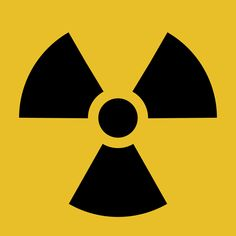 """Biohazard: designed to be a """"memorable but meaningless"""" symbol."""