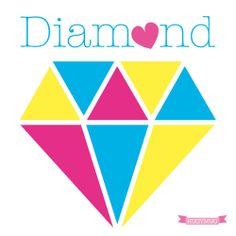 Diamond love by HUGYMUG