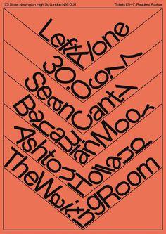 RA Tickets: Left Alone: Sean Canty & Bahamian Moor at The Waiting Room, London