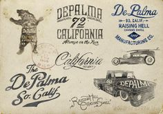 DePalma Clothing 2012 by BMD ..., via Behance