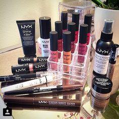 #ShareIG NYX obsessed #makeup #nyx #glam #beautify @nyxcosmetics