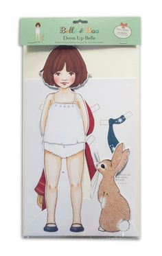Large Dress Up Belle and Boo by belleandboo on Etsy, £10.00