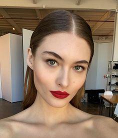 Grace Elizabeth — mattiabonizzato: out Make Your Own Makeup, Make Makeup, Makeup Tips, Beauty Makeup, Makeup Looks, Makeup Style, Makeup Ideas, Studio Portrait Photography, Studio Portraits