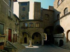 San Pellegrino, Viterbo.