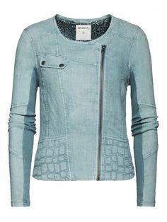 Jacket  - Sandwich fashion Spring '16