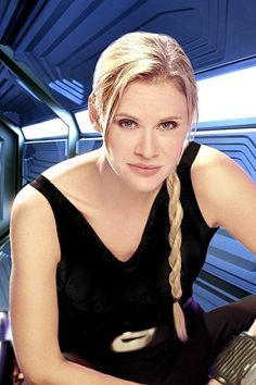 Lisa Ryder (born 26 October 1970)[citation needed] is a Canadian actress, who portrayed the role of Beka Valentine on the science fiction television series Gene Roddenberry's Andromeda.