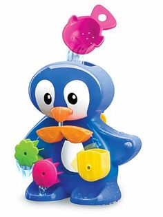 618b4f17af2 Talent Toy Baby Baby Tub a Penguin