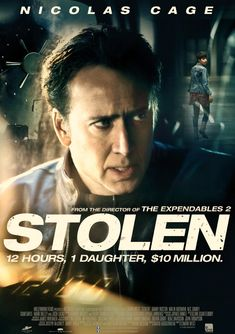 Nicolas Cage 2012 Movie, I Movie, Nicolas Cage Movies, New Movie Posters, English Play, Teenage Daughters, The Expendables, Tabata, Streaming Movies