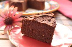 Low Carb Rezepte von Happy Carb: Rote Bete Schokoladenkuchen - Irgendwie versuche ich immer und überall Gemüse zu verarbeiten.