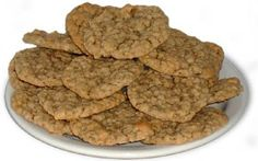 Oatmeal Packet Cookies - Make cookies with the leftover instant oatmeal packets that are in your pantry.